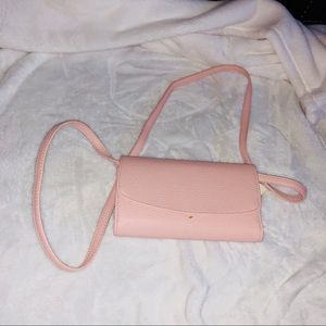 A new day Smoked Pink bag